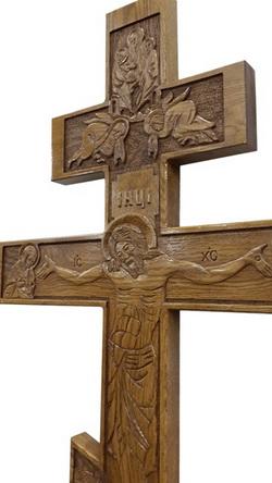 Авторские деревянные кресты на могилу цена на памятники мурманск гранит