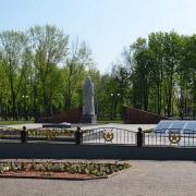 Фото монументальной фигуры. Монументальная скульптура на колонне. Высота монументальной фигуры - 5,3 м.