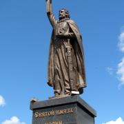 Монументальная скульптура из бронзы фото. Ассортимент статуй и скульптур из камня в Киеве сегодня; Купить монументальную скульптуру по доступной цене, можно с нашего сайта.