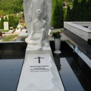 Фото скульптуры с ангелом. Изготовление скульптуры с ангелами в Киеве.
