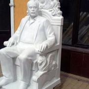 Изготовление новой фигуры из мрамора по фото. Продажа мраморной скульптуры ВИП класса по доступной цене.