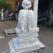 Детская скульптура из мрамора. Изготовление скульптуры детям в Киеве.