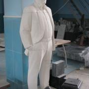 Изготовление модели ВИП скульптуры в гипсе. Производство мраморных скульптур в Киеве.