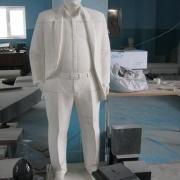 Изготовление макета мраморной фигуры в гипсе. Создание мраморных скульптур ВИП класса в Киеве.