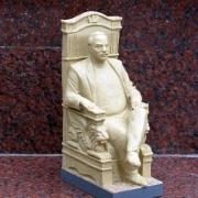 Дизайн будущей элитной скульптуры из мрамора. Изготовление проектов VIP скульптур в г. Киеве, от дизайнеров ЧП Прядко сегодня. Создание макета с портретным сходством для фигуры из мрамора, от профессионалов.