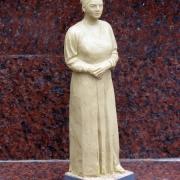 Изготовление макета и модели фигуры в полный рост с портретным сходством, перед переводом в мрамор. Изготовление мраморных статуй с портретным сходством в Киеве сегодня, от ЧП Прядко.