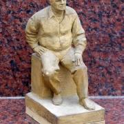 Изготовление макета и проекта будущей мраморной скульптуры, перед созданием модели скульптуры класса VIP и перевода её в мрамор. Макет ВИП скульптуры выполнен с портретным сходством в цеху Александра Прядко в Киеве.