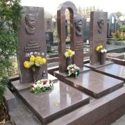 Памятники с барельефами. Фото памятников с барельефами установленных на кладбище.
