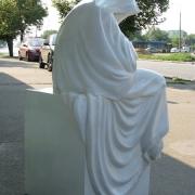 Изготовление качественной скульптуры из полимера в Киеве. Цена скульптуры из полимера, согласно проекта и составляет 27 тыс. Заказав скульптуру на складе ЧП Прядко, вы получаете сидку до 10%.