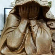 Скульптура из полимера
