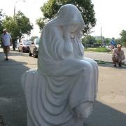 Скульптура из полимера для памятника фото. Стоимость скульптуры из полимера, согласно проекта 27 тыс. грн. Заказать скульптуру из полимера, можно прямо с сайта.