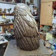 Фото модели ангела в глине. Размер ангела из глины: 54 х 57 х 21 см. Цена ангела для памятника - 19 тыс. грн.