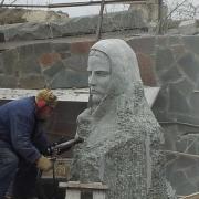 Фото гранитной фигуры. Заказ скульптуры из гранита - с сайта: https://www.prjadko.kiev.ua/skulptura.html