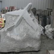 Производство монументальной скульптуры из гранита. Размер скульптуры - согласно проекта памятника.