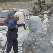 Изготовление скульптуры из гранита. Заказать гранитную скульптуру, можно в офисе ЧП Прядко в Киеве.