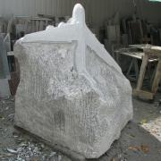 Изготовление монументальной гранитной скульптуры в Киеве сегодня. Размер скульптуры - согласно 3д проекта памятника.