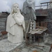 Изготовление фигуры из гранита. Продажа скульптуры из гранита - Магазин Ритуальной скульптуры в Киеве.