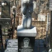 Ангел из гранита, размер скульптуры из гранита: 90 х 50 х 40 см. Стоимость ангела из гранита: от $ 3 тыс.