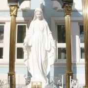 Фото Богородицы в галерее скульптуры. Купить скульптуру Богородицы, вы можете в магазине Ритуальной скульптуры в Киеве; цена доступная.