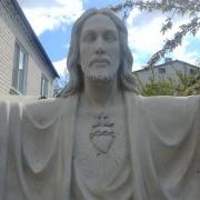 Галерея скульптуры. Высота статуи - 2 м. Скульптура Иисуса Христа. Цена скульптуры - 100 тыс. грн.