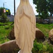 Галерея скульптуры. Богородица для памятника. Производство скульптуры в Киеве.