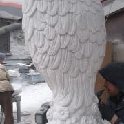 Заказать скульптуру из камня - можно в офисе Александра Прядко в Киеве.