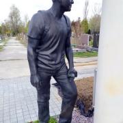Фото скульптуры из бронзы. Цена бронзовой скульптуры - согласно проекта памятника.