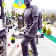 Бронзовая скульптура фото. Заказать скульптуру из бронзы - можно с сайта: https://www.prjadko.kiev.ua