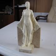 Разработка модели памятника. Рабочая модель скульптуры из гипса. Создание проекта памятника - до 3х рабочих дней.