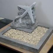Проект памятника. Разработка модели памятника - 3 дня. Цена модели памятника - доступна.