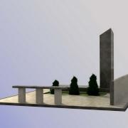 3д моделирование памятников фото. Доступная цена 3д проекта 1,2 тыс. грн. Заказ памятника прямо с сайта.