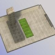3д моделирование памятников. Доступная цена 3д проекта мемориального комплекса 1,2 тыс. грн. Заказ памятников в Киеве по недорогой цене.