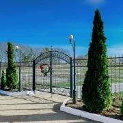 Белое кладбище. Новое кладбище в Киеве.