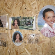 Итальянская фотокерамика на складе в Киеве: изготовление, продажа, установка. Срок изготовления фарфоровых медальонов и табличек 40 дней, гарантия на итальянскую фотокерамику 50 лет.