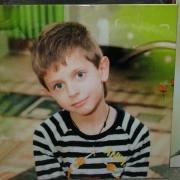 Цветной портрет ребёнка для памятника, размер портрета на камне 40 х 40 см., цена детского портрета 3 тыс. грн., срок изготовления 10 дней.