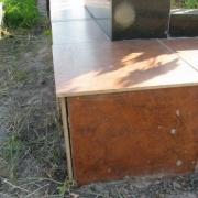Реставрация плитки, гранита