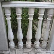 Реставрация мраморных балясин, гранитных балясин