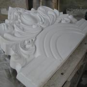 Производство деталей для памятника из мрамора фото. Качественные детали памятника, доступные цены.