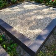 Засыпка могилы крошкой. Стоимость услуг засыпки крошки - от 4 тыс. грн.