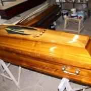 Купить гроб в Киеве элит